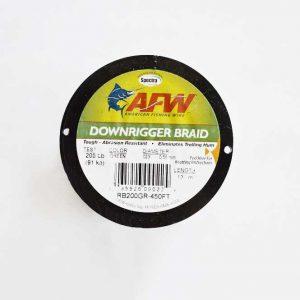 Downrigger Braid