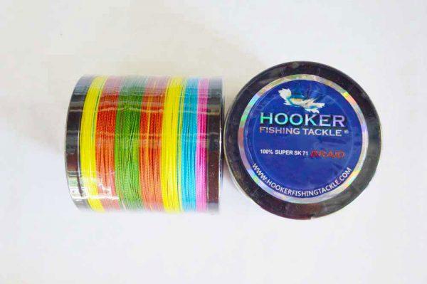 Fishing Braid, Rainbow Braid