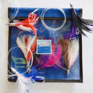 Feathers, Cedar Plugs & Bungees