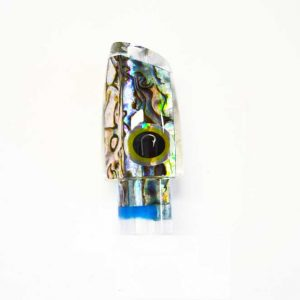 Medium Swimmer Paua Shell Head Lure