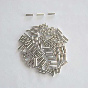 Aluminium Oval Crimps Size 1.5mm